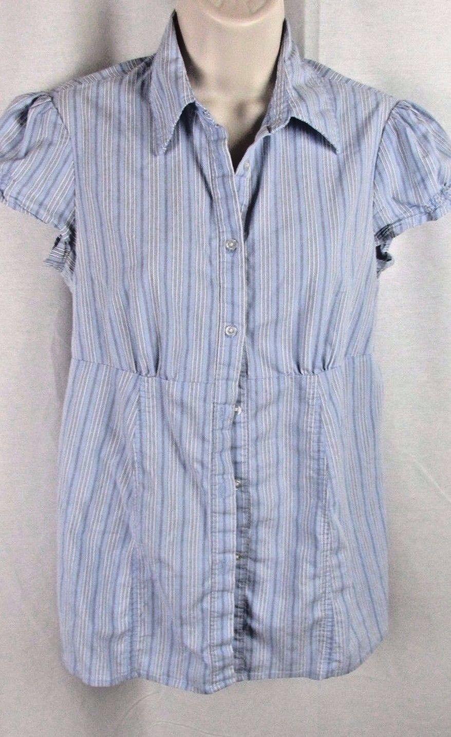 1860086e65563 Motherhood Maternity Small blue stripe short and 50 similar items. 57