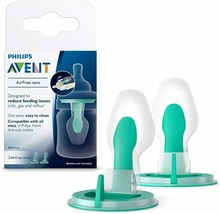 Avent Ventilation Opening AirFree for bottle Classic Anti-colic 2pcs Ref... - $29.99