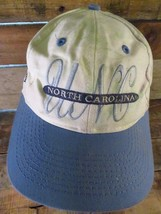 UNC North Carolina TAR HEELS Snapback Adjustable Adult Hat Cap  - $9.89