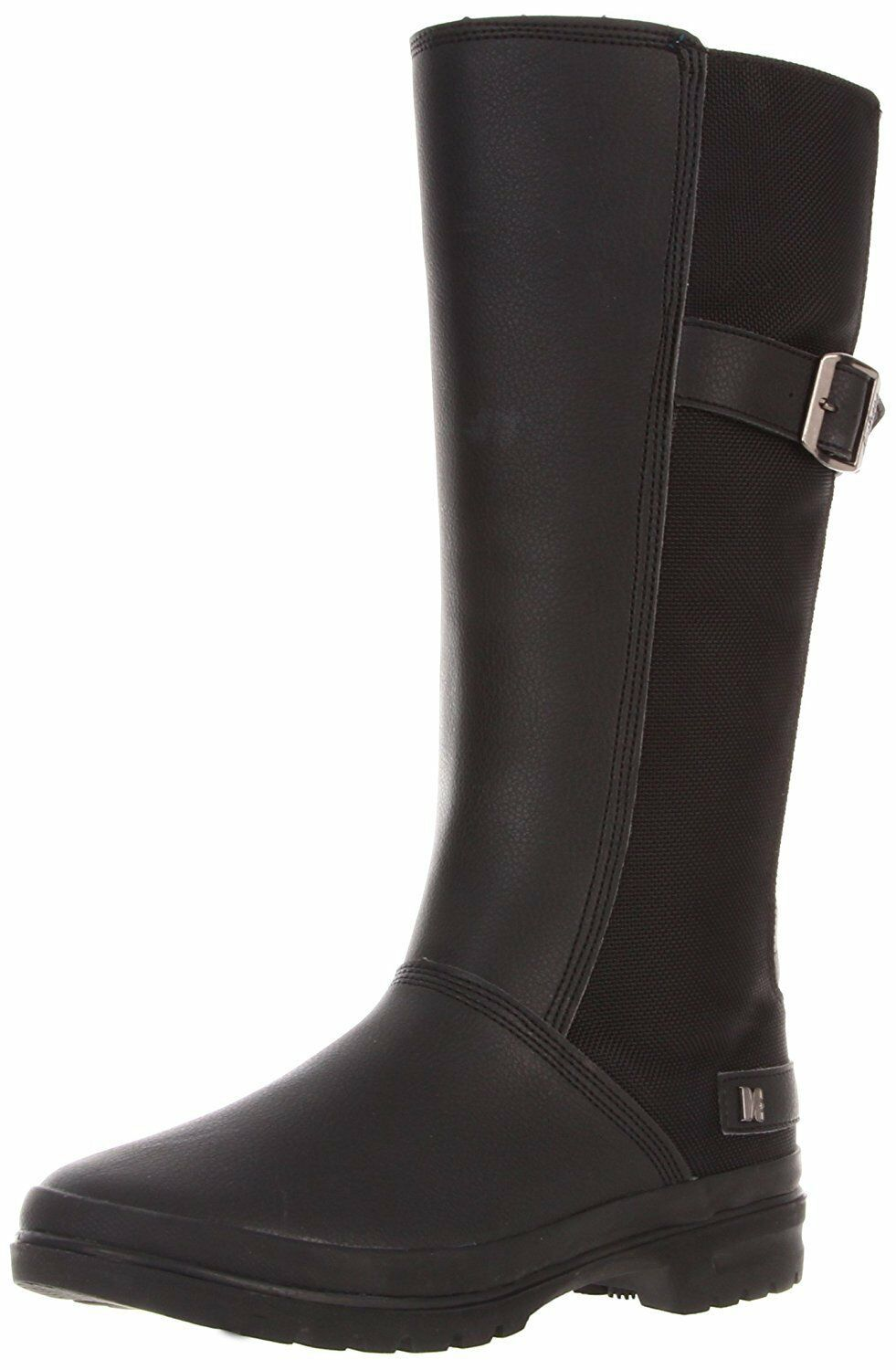 DC Women's Black Flex J Mid Calf Synthetic Boots New in Box