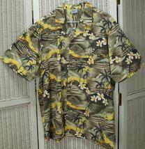 ROYAL CREATIONS Vintage Hawaiian Shirt XL 51″ Chest Tropical Aloha Dolph... - $31.43