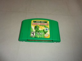 Army Men: Sarge's Heroes 2, Game Only w/ End Label, Nintendo 64 - $14.99