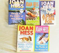 Action 57 mystery joan hess 5 books  1  thumb200