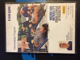Total Gym Intermediate DVD with Todd Durkin - $24.73