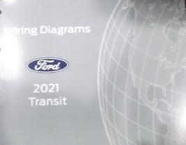 2021 Ford Transit Electrical Wiring Diagram Manual EWD ETM OEM Factory  - $59.35