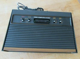 Atari 2600 Video Game Console for Parts or Repair - $29.69