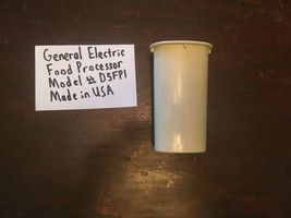 GENERAL ELECTRIC GE FOOD PROCESSOR MODEL# D5FP1 Replacement Food Pusher - $11.29