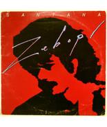 Vinyl Album Santana Zebop 1981 Colombia FC 37158 - $7.43