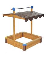 NEW Exaco Felix Sandbox with Protective Canopy **FREE SHIPPING** - $129.99