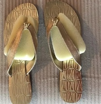 Guess By Marciano Shine Sandal Flip Flops  - $120.00
