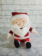 Kohls Cares Stuffed Santa 16 Inch Plush Red White Kids Gift Toy - $12.46