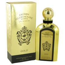Armaf Derby Club House Gold By Armaf Eau De Parfum Spray 3.4 Oz For Women - $33.88