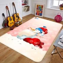 3D Weihnachten Xmas 0 Rutschfest Teppich Raum Matte Qualität Elegant Teppich DE - $94.74+
