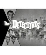 THE DETECTIVES (1959) 75 Episodes - $37.95