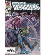 The Defenders Comic Book #125, Marvel Comics 1983 VERY FINE/NEAR MINT - $3.50