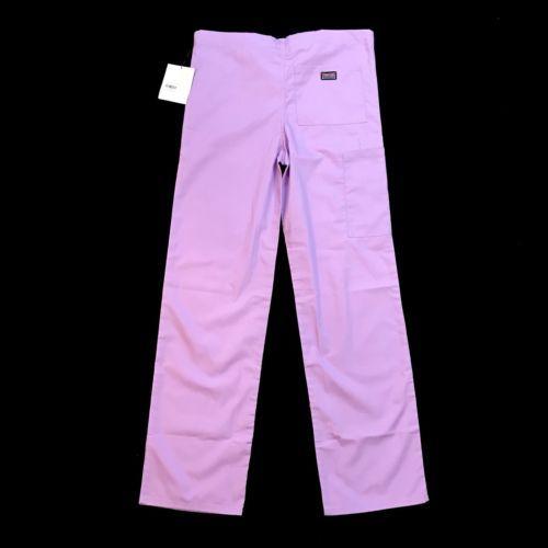 187c817c963 Cherokee Unisex Scrubs Purple OCRW Side Pockets Drawstring Doctor Pants 4100