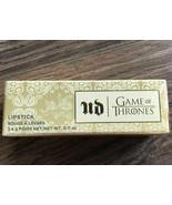 URBAN DECAY Game Of Thrones VICE Lipstick Lip Stick CERSEI LANNISTER Bro... - $37.13