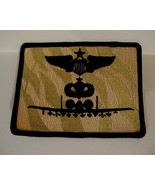 AIRPLANE STAR EAGLE Patch Souvenir Crest Emblem Sew On Collectible Colle... - $5.95
