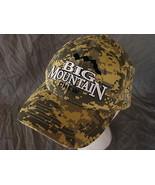 Redneck Big Mountain Chew Camouflage Camo Adjustable Hat Cap Redneck Che... - $14.35