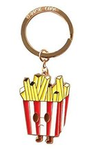 Car Key Chain Key Ring Gift - French Fries Style - $14.64
