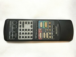 Sharp G0574GE Vcr Remote For VC6610 VC6610U VCA5640 VCA610 VCA610U VCH860 B2 - $11.95