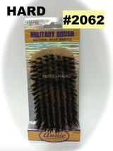 Annie Military Brush Natural Boar Bristle #2062- Hard - $1.97