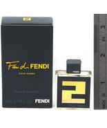 *Fan di FENDI*By Fendi Mini Cologne For Men EDT Splash .17 oz / 5 ml  Ne... - $12.86