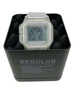 Nixon Regulus Digital Watch Clear 46mm High Performance Durable 100 Water Rating - $129.99