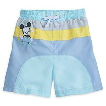 Disney Mickey Mouse Swim Trunks for Baby Size 18-24 MO - $21.95