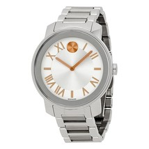 Movado Unisex 3600196 Bold Stainless Steel Watch - $300.01