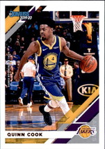 Quinn Cook 2019-20 Donruss Card #68 - $0.99