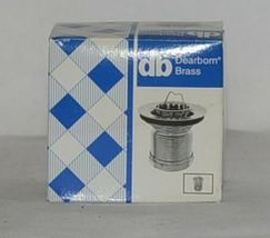 Dearborn Brass 3784A Standard Bar Sink Strainer Brass Body image 3