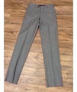 TED BAKER LONDON Men's Jones CT Dress Pant In Grey Size 29R - $60.53