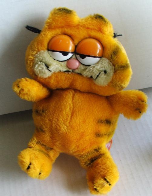 Garfieldplush