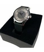 Victorinox Swiss Army Men's Alliance Date Watch Black Leather Strap 241804 - $149.99