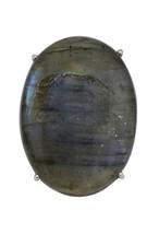 Huge !! Labradorite Gemstone 925 Sterling Silver Jewelry Ring Sz 8.5 SHR... - £19.45 GBP