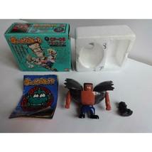 TAMAGORAS CHARANPORAN CP-08 Flatken Franken BANDAI Vintage Toy Used Japan - $229.99