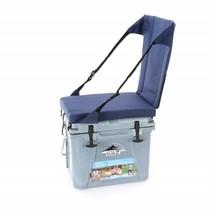 Nash 23 quart Sub Z Blue Cooler with Blue High Back Seat - $223.91