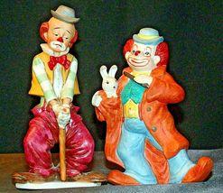 Clown Figurines (Pair ) AA-192054 Vintage image 5