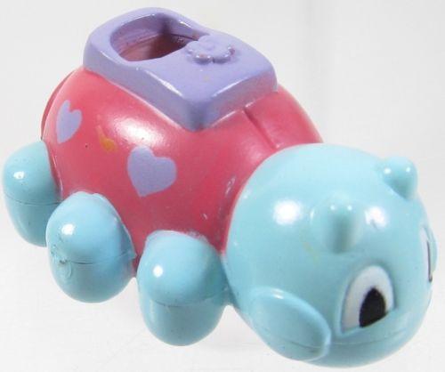 1992 Vintage Polly Pocket Ladybird Penpal Pencil Top Bluebird Toys