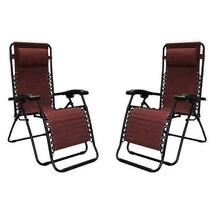 Caravan Sports Infinity Zero Gravity Chair 2 Pack - $118.99+
