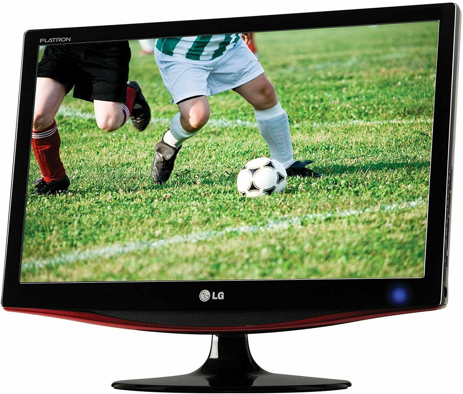 "Primary image for LG 22"" inch Widescreen TV / Monitor LG M227WD. Full HD 1080, HDMI x2, DVI-D, VGA"