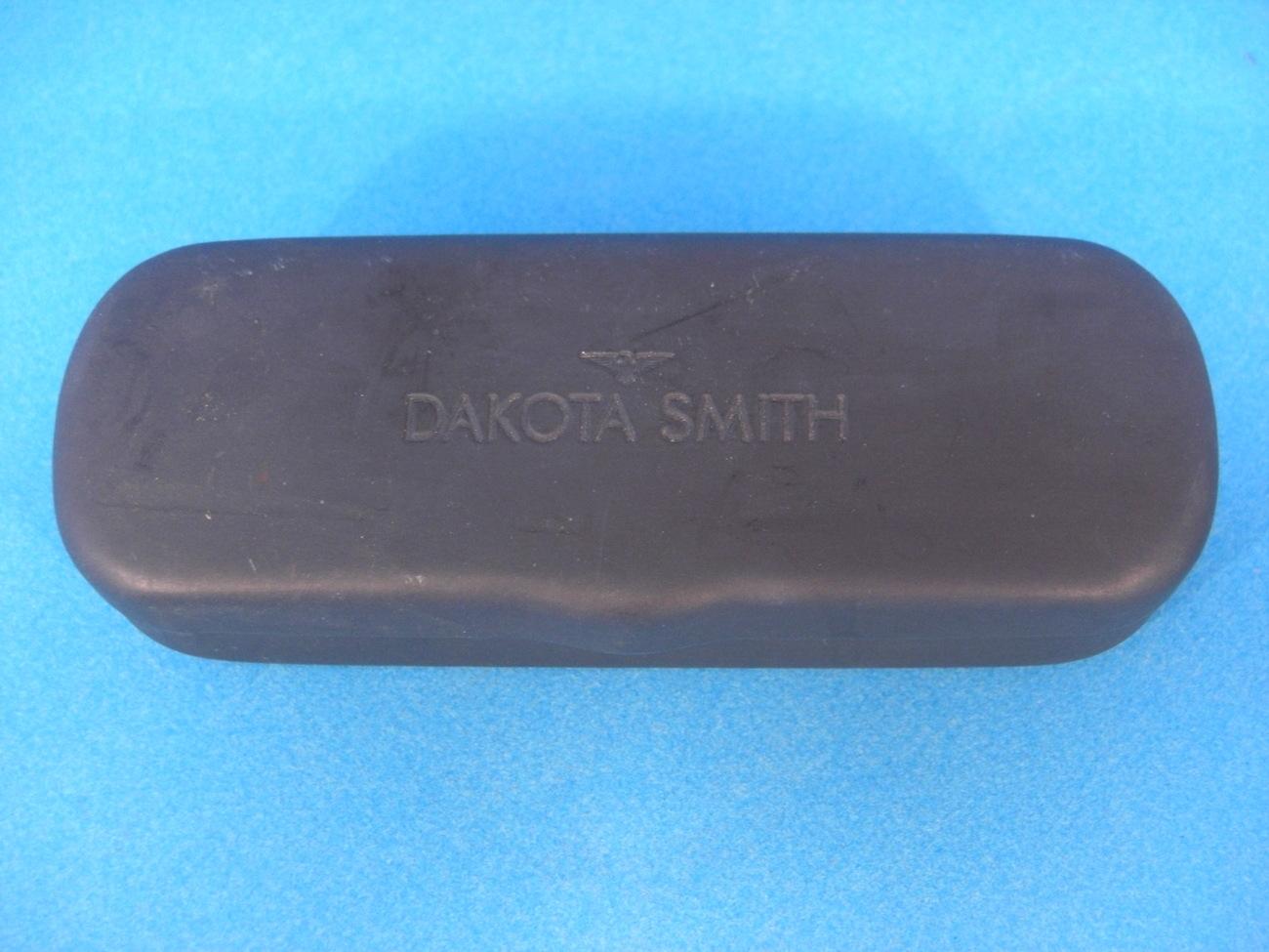 DAKOTA SMITH Leather Sunglass-Eye Glass Case Bonanza
