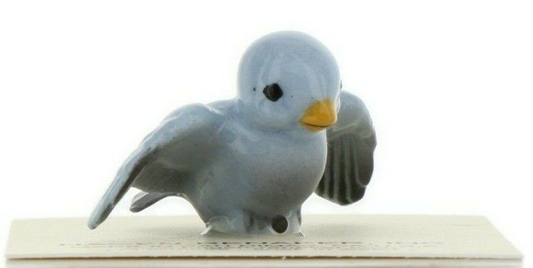 Hagen Renaker Miniature Bird Bluebird Tweety Ma Ceramic Figurine