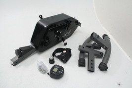 L NOW Desk Exercise Bike Pedal Exerciser D810 Black/Grey MISSING ONE PEDAL - $62.10