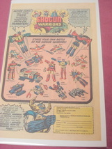 1979 Ad Mattel Shogun Warriors - $7.99