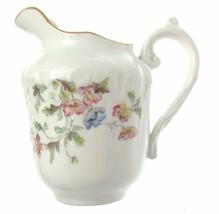 c1893 Adderley Floral Spray No 73 Pattern 6824 Milk Jug - $44.89