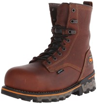 Timberland PRO Men's 8 Inch Boondock Composite Toe Waterproof Work and H... - $4.809,50 MXN