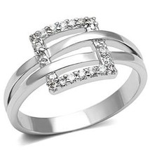 Designer Inspired Cubic Zirconia Right Hand Ring - SIZE 5, 6, 8, 9 image 1