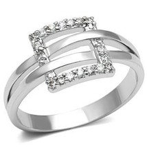 Designer Inspired Cubic Zirconia Right Hand Ring - SIZE 5, 6, 8, 9 image 2